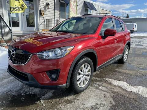 2014 Mazda CX-5 for sale at Best Price Auto Sales in Methuen MA