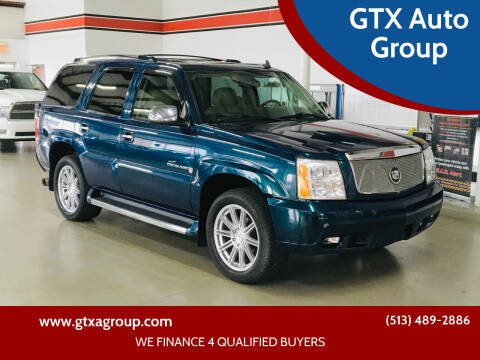 2006 Cadillac Escalade for sale at GTX Auto Group in West Chester OH
