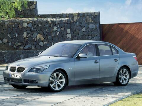 2007 BMW 5 Series for sale at Hi-Lo Auto Sales in Frederick MD