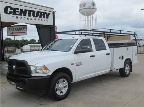 2018 RAM Ram Pickup 3500 for sale at CENTURY TRUCKS & VANS in Grand Prairie TX