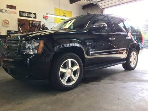 2013 Chevrolet Tahoe for sale at Vanns Auto Sales in Goldsboro NC