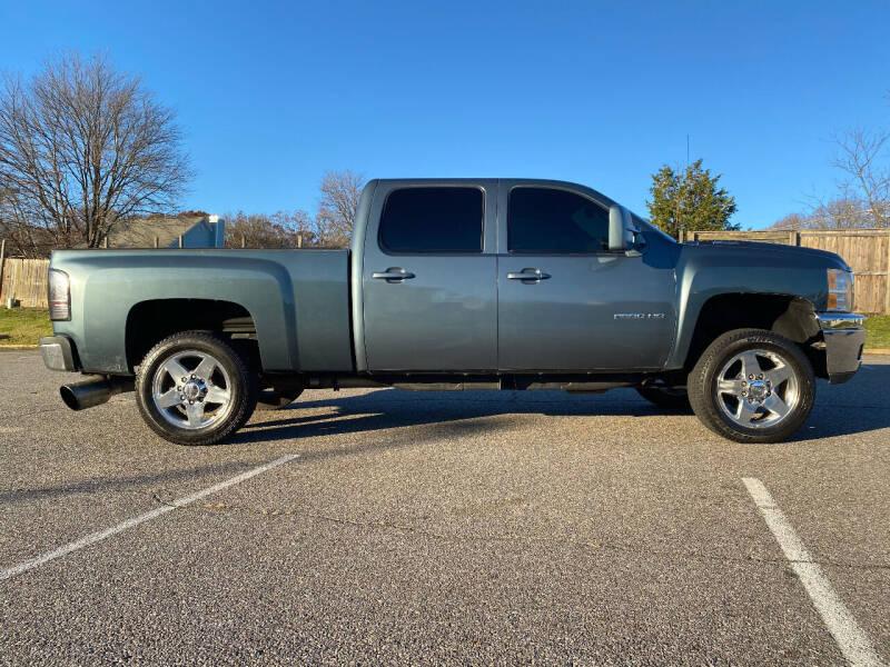 2011 Chevrolet Silverado 2500HD for sale at Superior Wholesalers Inc. in Fredericksburg VA