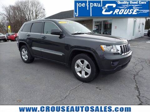 2011 Jeep Grand Cherokee for sale at Joe and Paul Crouse Inc. in Columbia PA
