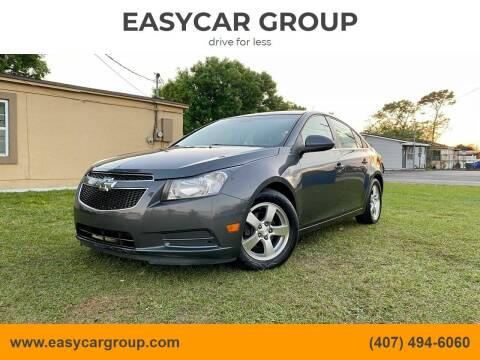 2013 Chevrolet Cruze for sale at EASYCAR GROUP in Orlando FL
