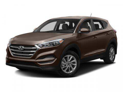 2016 Hyundai Tucson for sale at Scott Evans Nissan in Carrollton GA