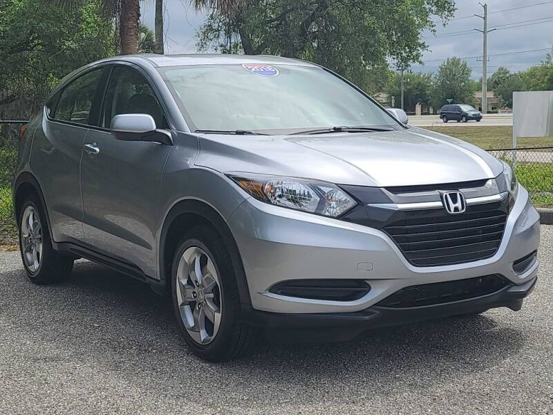 2018 Honda HR-V for sale at Jeff's Auto Sales & Service in Port Charlotte FL
