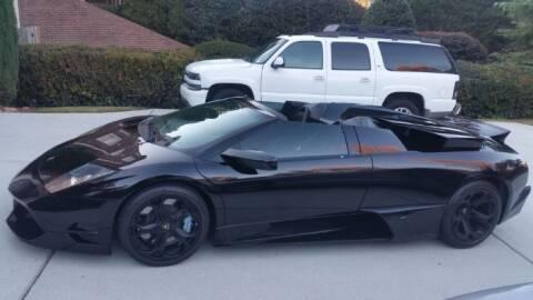 2006 Lamborghini Murcielago for sale at Classic Car Deals in Cadillac MI