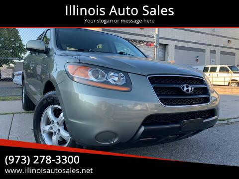 2007 Hyundai Santa Fe for sale at Illinois Auto Sales in Paterson NJ