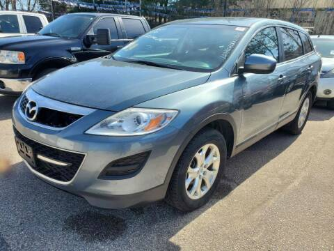 2012 Mazda CX-9 for sale at Extreme Auto Sales LLC. in Wautoma WI