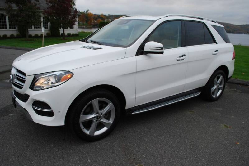2018 Mercedes-Benz GLE AWD GLE 350 4MATIC 4dr SUV - New Milford CT