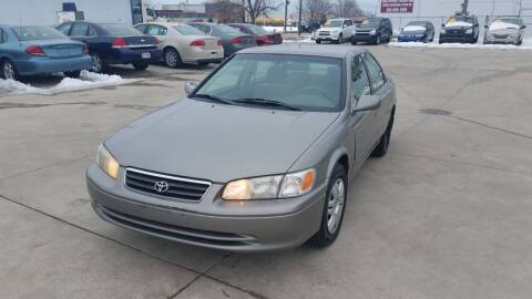 2000 Toyota Camry for sale at Kenosha Auto Outlet LLC in Kenosha WI
