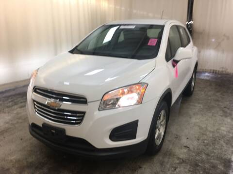 2016 Chevrolet Trax for sale at Doug Dawson Motor Sales in Mount Sterling KY