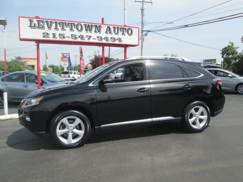 2015 Lexus RX 350 for sale at Levittown Auto in Levittown PA