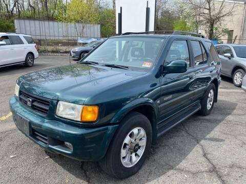 1999 Honda Passport for sale at Bluesky Auto in Bound Brook NJ