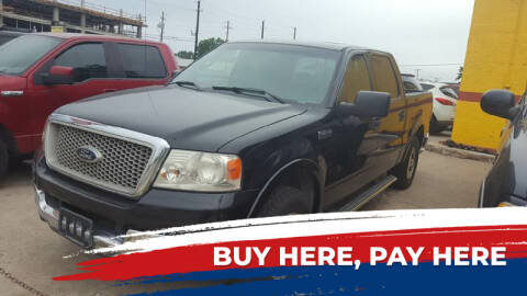 2004 Ford F-150 for sale at Solo Auto Group in Mckinney TX