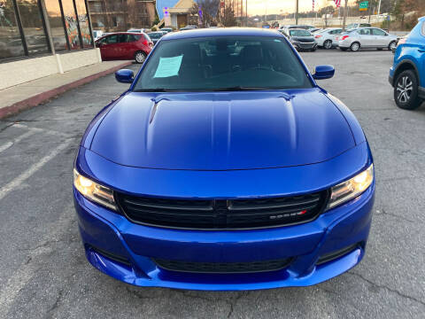 2019 Dodge Charger for sale at J Franklin Auto Sales in Macon GA