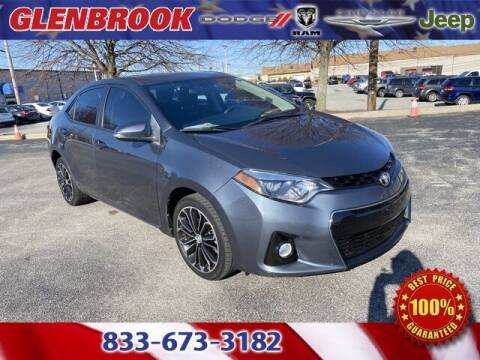 2016 Toyota Corolla for sale at Glenbrook Dodge Chrysler Jeep Ram and Fiat in Fort Wayne IN