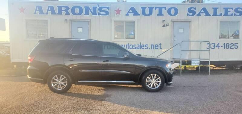 2014 Dodge Durango for sale at Aaron's Auto Sales in Corpus Christi TX