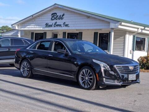 2017 Cadillac CT6 for sale at Best Used Cars Inc in Mount Olive NC