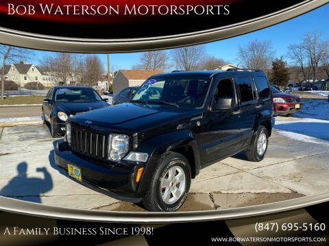 2012 Jeep Liberty for sale at Bob Waterson Motorsports in South Elgin IL