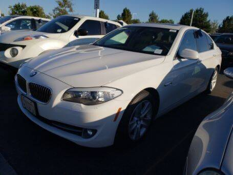2012 BMW 5 Series for sale at Car Lanes LA in Valley Village CA