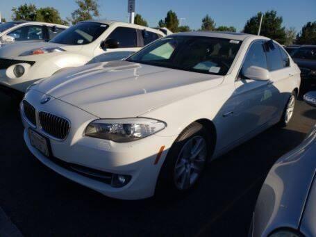 2012 BMW 5 Series for sale at Car Lanes LA in Glendale CA