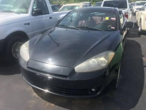 2008 Hyundai Tiburon for sale at American Motors Inc. - Cahokia in Cahokia IL
