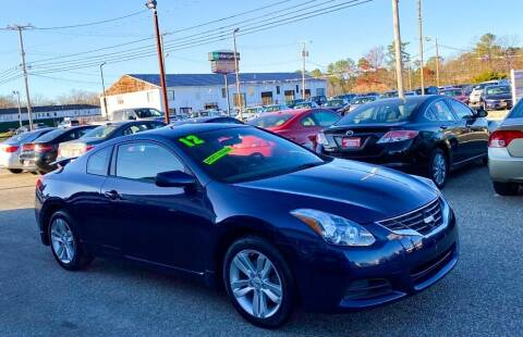 2012 Nissan Altima for sale at Auto Headquarters in Lakewood NJ