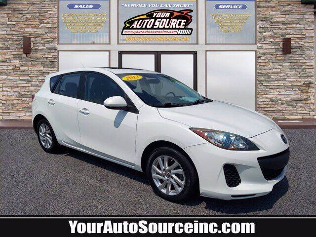 2013 Mazda MAZDA3 for sale at Your Auto Source in York PA