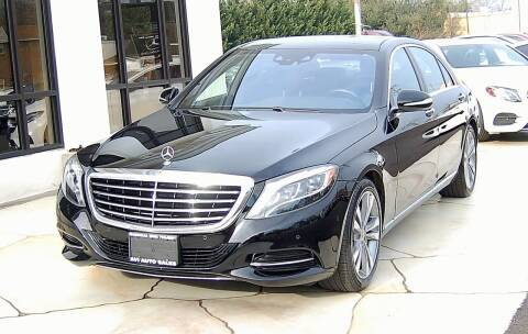 2017 Mercedes-Benz S-Class for sale at Avi Auto Sales Inc in Magnolia NJ
