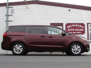 2015 Kia Sedona for sale at Brubakers Auto Sales in Myerstown PA