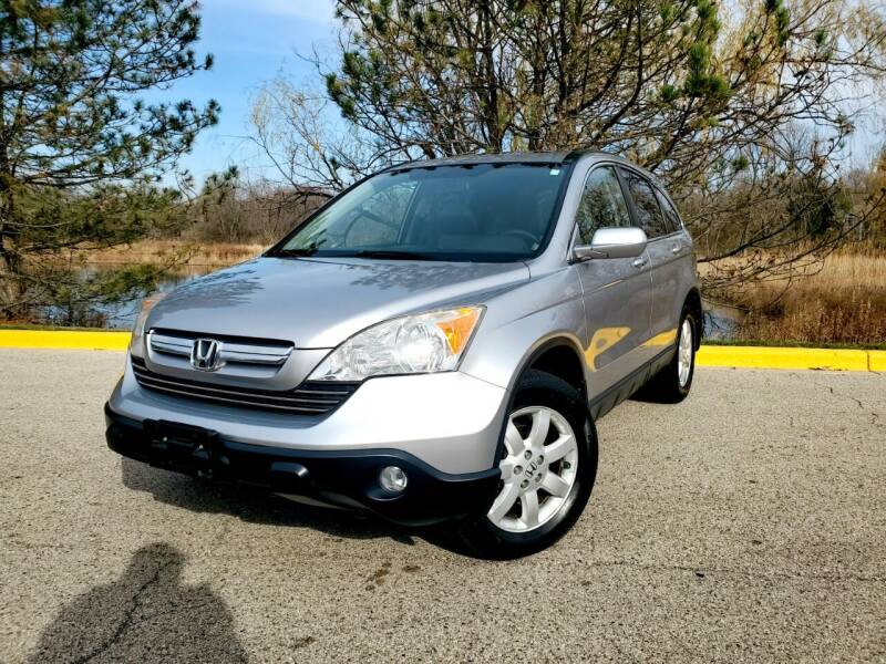 2008 Honda CR-V for sale at Excalibur Auto Sales in Palatine IL