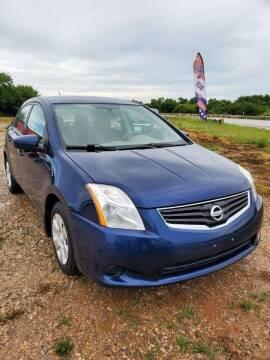 2012 Nissan Sentra for sale at Advantage Auto Sales in Wichita Falls TX