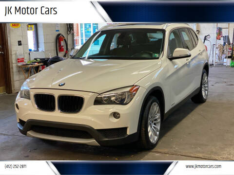 2013 BMW X1 for sale at JK Motor Cars in Pittsburgh PA