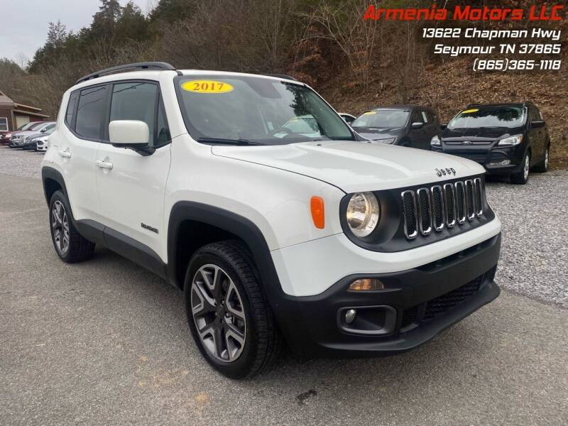 2017 Jeep Renegade for sale at Armenia Motors in Seymour TN