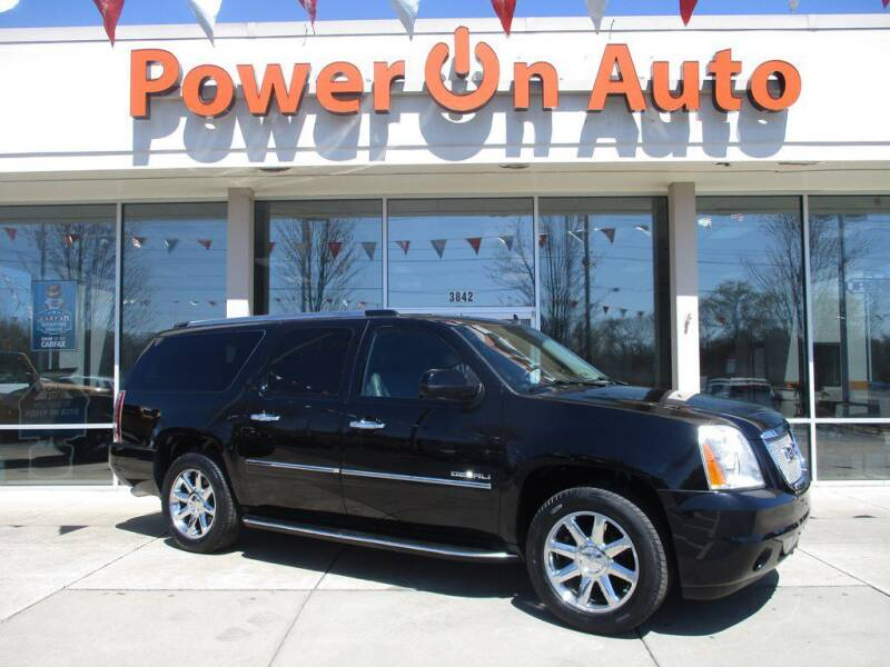 2014 GMC Yukon XL for sale at Power On Auto LLC in Monroe NC