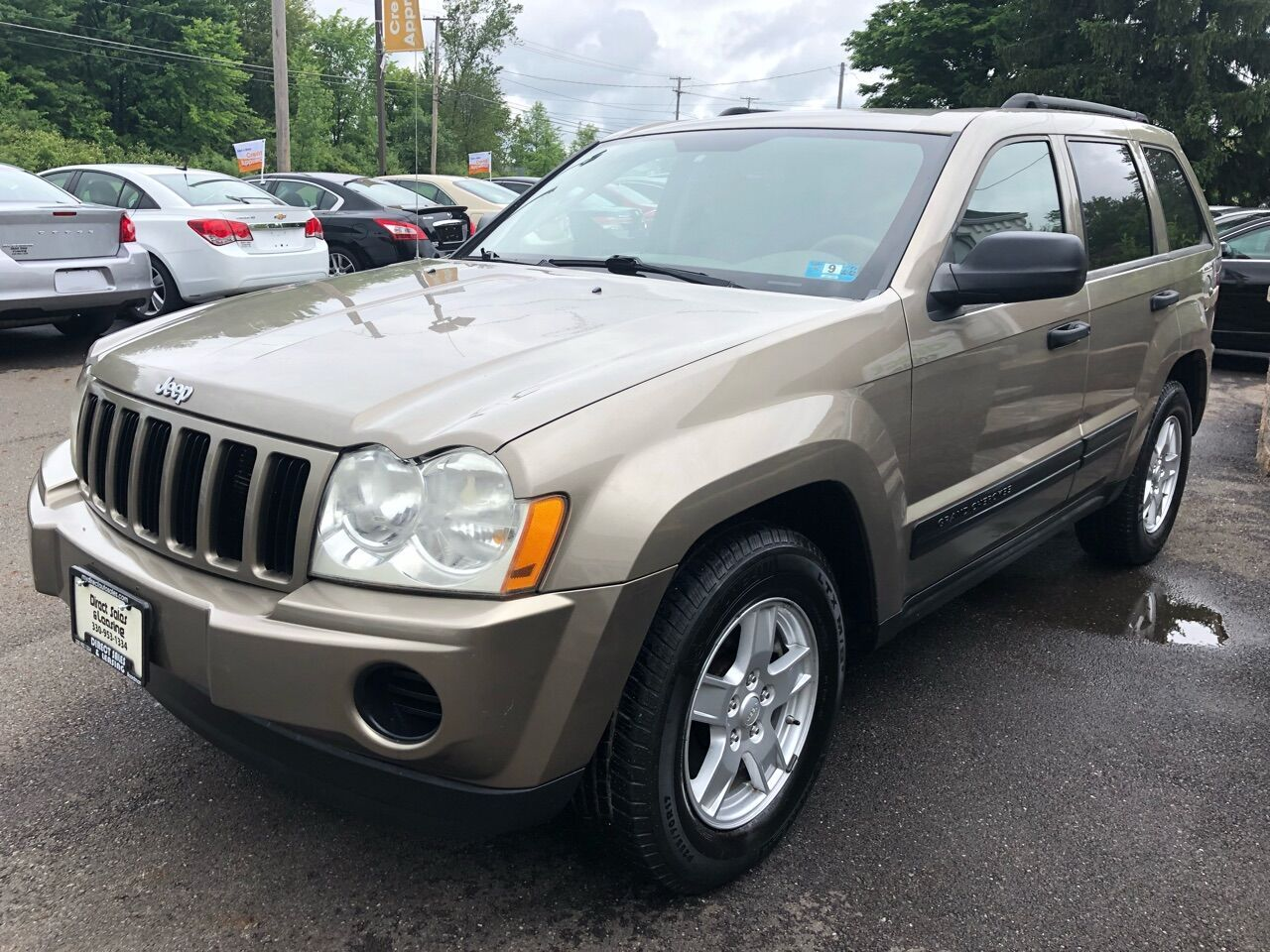 2005 Jeep Grand Cherokee Sport Utility