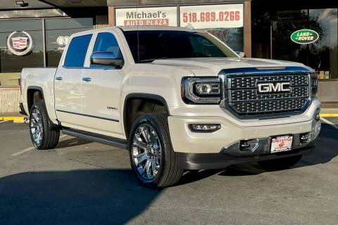 2017 GMC Sierra 1500 for sale at Michael's Auto Plaza Latham in Latham NY