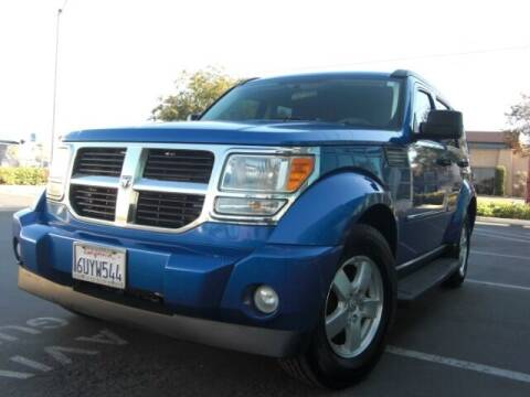 2008 Dodge Nitro for sale at J'S MOTORS in San Diego CA