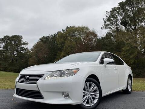 2015 Lexus ES 350 for sale at Global Pre-Owned in Fayetteville GA