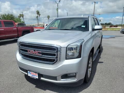 2015 GMC Yukon for sale at Mid Valley Motors in La Feria TX
