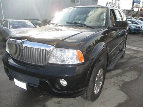2003 Lincoln Navigator for sale at GMA Of Everett in Everett WA