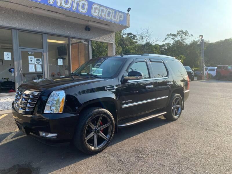 2012 Cadillac Escalade for sale at Vantage Auto Group in Brick NJ