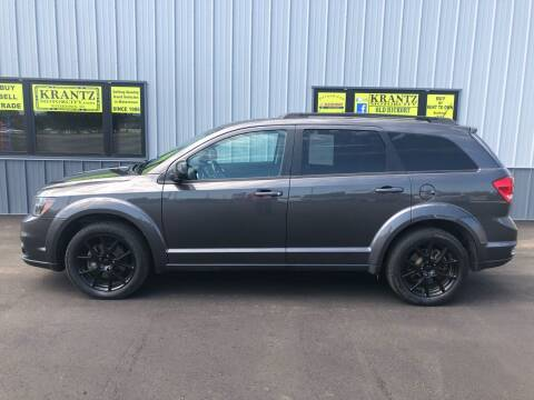 2016 Dodge Journey for sale at Krantz Motor City in Watertown SD