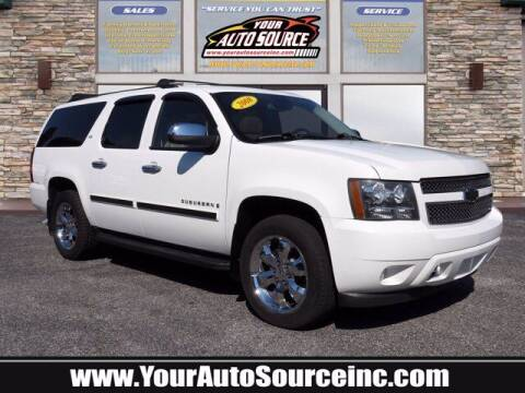 2008 Chevrolet Suburban for sale at Your Auto Source in York PA