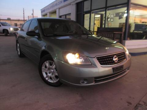 2006 Nissan Altima for sale at Jays Kars in Bryan TX