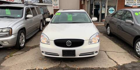 2006 Buick Lucerne for sale at Frank's Garage in Linden NJ