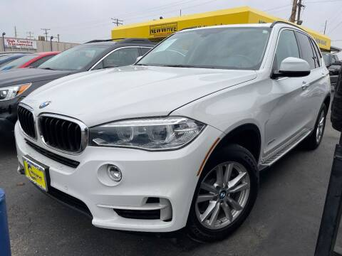 2015 BMW X5 for sale at New Wave Auto Brokers & Sales in Denver CO