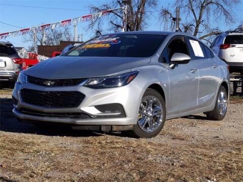 2017 Chevrolet Cruze for sale at Bryans Car Corner in Chickasha OK