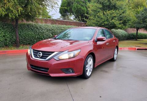 2016 Nissan Altima for sale at International Auto Sales in Garland TX